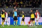 Dortmund bekuk Slavia dengan 10 pemain dan lolos ke 16 besar