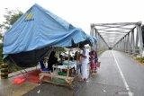 Puluhan korban banjir Kampar mulai terserang penyakit, salah satunya bayi enam bulan