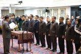 Gubernur Lampung lantik 11 pejabat tinggi pratama hasil seleksi terbuka