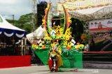 'Sampit Ethnic Carnival' usung tema budaya Dayak pedalaman