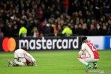 Hasil laga Grup H, Ajax tersingkir dari Liga Champions