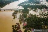 Ratusan warga terkena dampak banjir di Kampar Riau, begini kondisi mereka