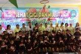 IAD Sulawesi Utara  lakukan penyuluhan kesehatan mulut kepada anak-anak