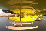 Pesawat komersial listrik pertama dunia berhasil lepas landas di Kanada