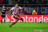 Penalti amankan tiket Liga Europa untuk Olympiakos