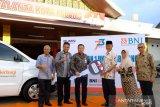 Penyerahan CSR BNI, ambulance untuk RS. Dr. Rasidin Kota Padang