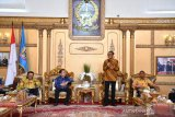 Gubernur Sulsel minta Banggar dukung pengembangan KIBA