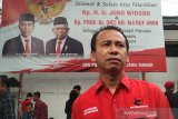 PDIP Jateng: Semua kandidat diperlakukan sama
