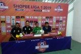 Tuan rumah Badak Lampung dibungkam tamunya Bhayangkara FC