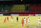 Kalteng Putra lawan Persipura bermain imbang di babak pertama