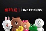 Animasi 'Brown & Friends' dari Line akan tayang di Netflix