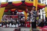 Ribuan warga di Solok hadiri tabligh akbar dengan penceramah Ustadz Wijayanto