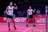 Hafiz/Gloria hadapi pasangan China Zheng/Huang di BWF Finals