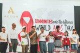 Accor Hotels Edukasi AIDS Siswa di Manado