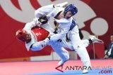 Taekwondoin muda Sulteng menjalani pelatnas jangka panjang