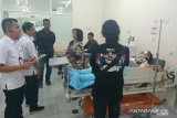 Jasa Raharja Riau jaminkan perawatan RS bagi 17 korban lakalantas Pekanbaru
