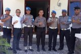 Propam Polres Kepulauan Talaud lakukan  monitoring  personel Polsek