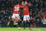 Manchester United gulung AZ Alkmaar 4-0