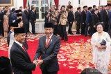 Wiranto jabat Ketua Wantimpres periode 2019-2024