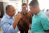 Stafsus berharap ANTARA menjadi kantor berita mendunia