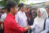 Diah Warih Anjari, satu-satunya perempuan pendaftar Pilkada Surakarta