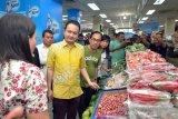 Wamendag: Harga bahan pokok terkendali di Sulut menjelang Natal