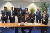 Wagub mempromosikan peluang investasi Sulut di Amsterdam