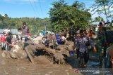 Kapolda-Danrem tinjau langsung bencana banjir bandang Sigi