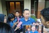 Mahfud MD, Jaksa Agung, Komnas HAM bahas penyelesaian kasus pelanggaran HAM berat