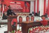 Sigit hadiri Musancab PDI Perjuangan Barito Utara