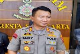 Jamin keamanan jelang Natal-Tahun Baru, Polresta Surakarta terjunkan ratusan personel