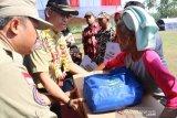 Bupati Lutim canangkan Desa Bahari sebagai kampung siaga bencana