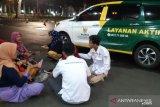 Gubernur Sumsel bantu warga kehabisan ongkos pulang saat berobat di Palembang