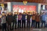 2 tahun gesekan, angkutan daring dan konvensional Stasiun Purwokerto sepakat damai