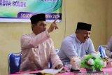 Wali Kota serap aspirasi LPMK, RW, RT se Kecamatan Lubuk Sikarah