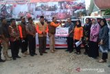 BNI salurkan bantuan bencana di Limapuluh Kota melalui cabang Payakumbuh