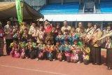 Kwarcab Bandarlampung gelar lomba koreografi Indonesia Menari