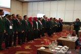 La Ode Rabiul Awal resmi dilantik menjadi Ketua IDI Sultra