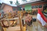 Korban banjir Solok Selatan mulai terjangkit penyakit kulit