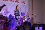 Mengintip keseruan  pertunjukan musisi Jazz asal Belanda