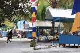 Pemkab Biak Numfor resmikan pembangunan 65 pondok wisata Pantai Anggopi