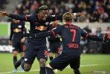Leipzig rebut puncak  klasemen Liga Jerman setelah hancurkan Duesseldorf