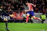 Morata dan Saul antarkan Atletico ke peringkat keempat Liga Spanyol
