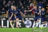 Tottenham tundukkan Wolverhampton 2-1