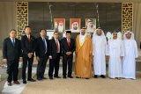 Indonesia-UEA membahas penguatan moderasi