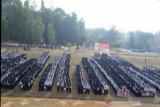 Sebanyak 8.300 mahasiswa UHO ikut pendidikan bela negara