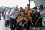 Bupati Ogan Komering Ulu berikan reward  kepada atlet disabilitas