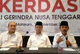 Gerindra menargetkan kemenangan tujuh pilkada di NTB