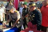 Kapolda Sulawesi Barat resmikan Polres Mamuju Tengah