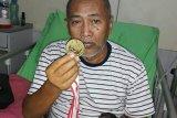 Mantan pemain PSMS Sugito butuh dana karena divonis gagal ginjal